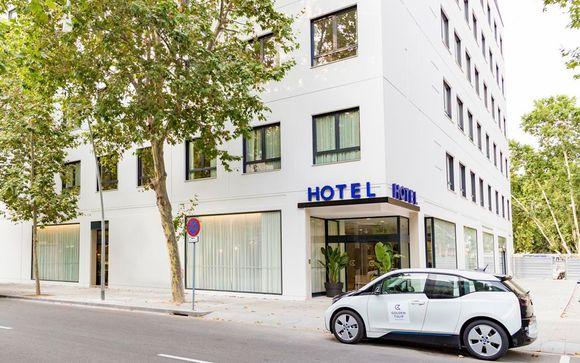 Hotel Golden Tulip Barcelona 4*