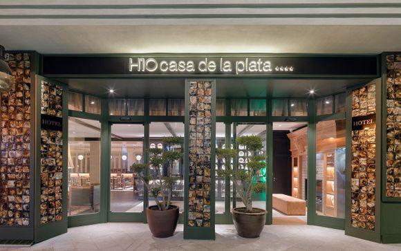 H10 Casa de la Plata 4*
