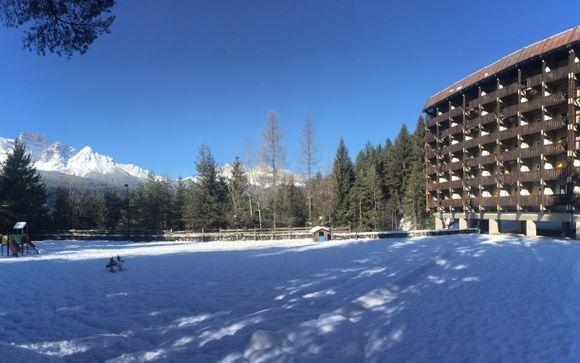 Cortina Family Resort & Spa