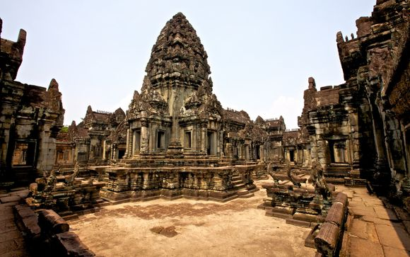 Your Cambodia Itinerary