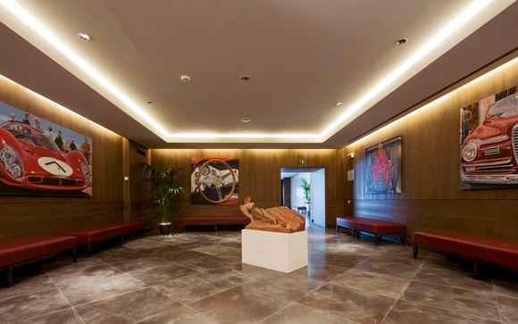 Grand Hotel Savoia Cortina 5*