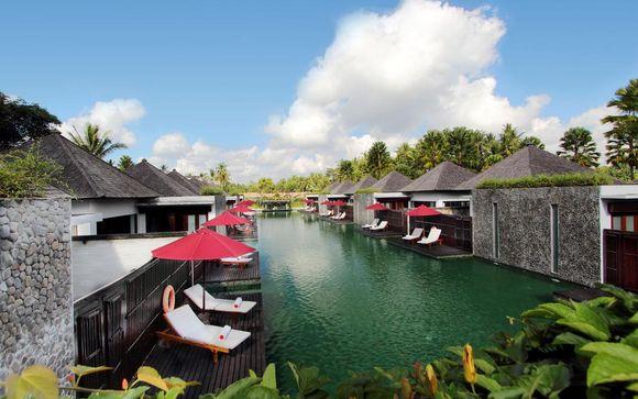 FuramaXclusive Resort & Villas Ubud 4*