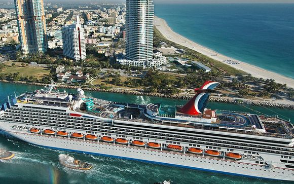 Your Cruise Itinerary