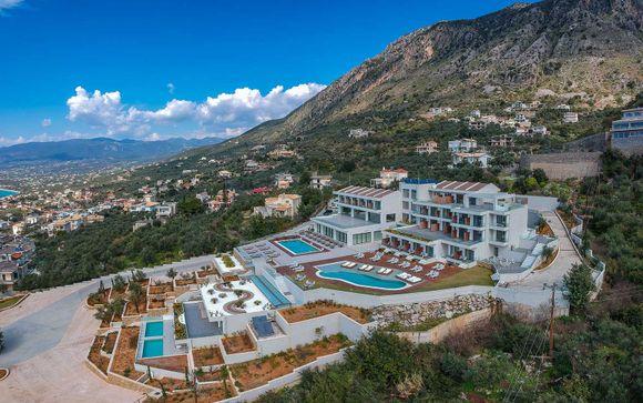 Messinian Icon Hotel & Suites 5*