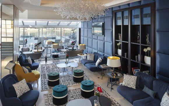 Hotel Ile Rousse Thalazur Bandol 5*