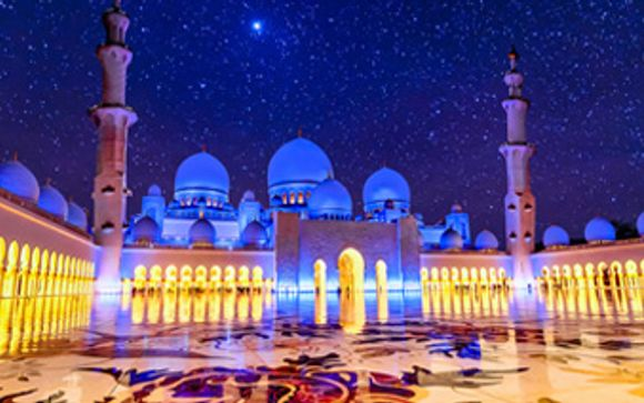 Your Optional Excursions in Abu Dhabi