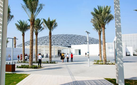 Your Included Excursions in Abu Dhabi