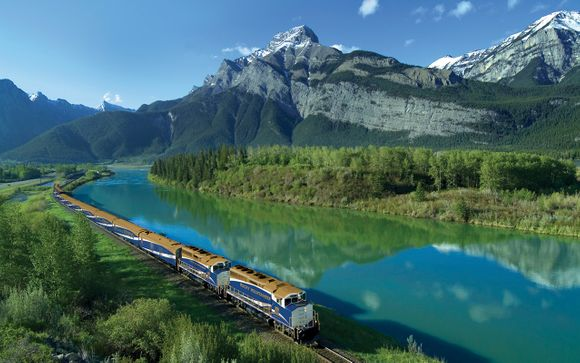Your Hotels & Rocky Mountaineer Train
