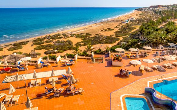Sbh Crystal Beach Hotel Suite 4 Costa Calma Up To 70