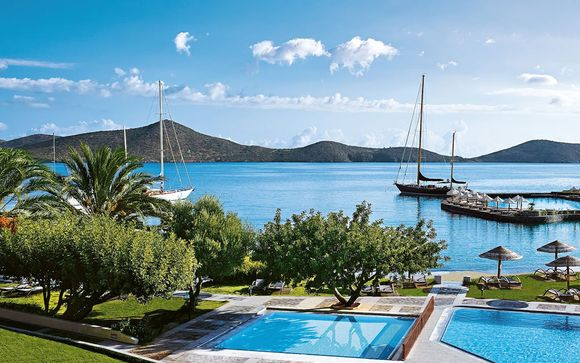 Porto Elounda Golf & Spa Resort 5*