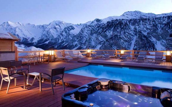 ski in france voyage priv. Black Bedroom Furniture Sets. Home Design Ideas