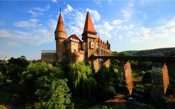 Transylvania and the Moldavian Monasteries
