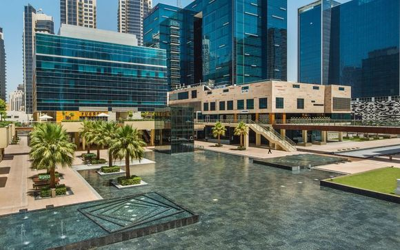 Doubletree Quality in Jaw-Dropping Dubai