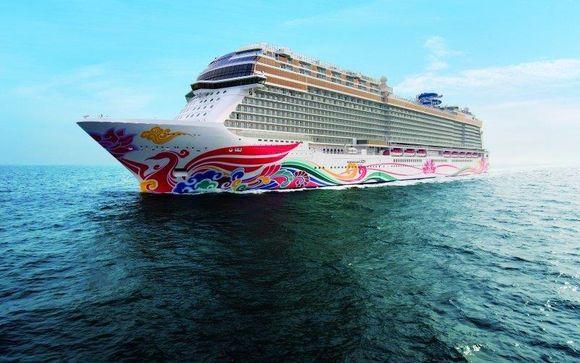 NCL Norwegian Joy Cruise