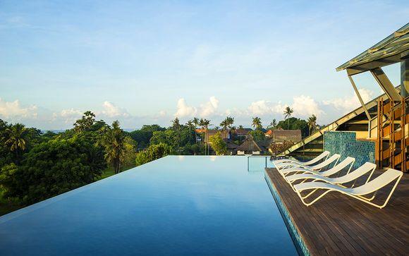SenS Hotel & Spa Ubud 4* & Artotel Sanur 4*