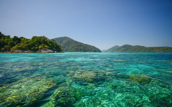 Beachside Utopia by the Andaman Sea