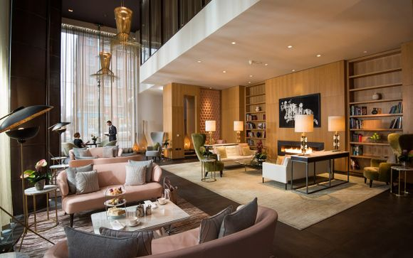 The Fitzwilliam Hotel Belfast - Preferred LVX Collection 5*