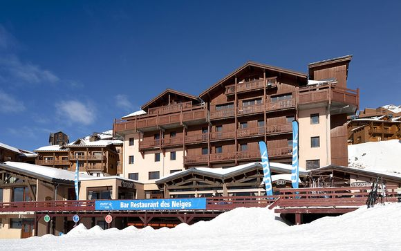 Hotel Club Les Neiges 3*