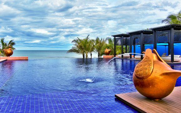 Radisson Blu Resort Hua Hin 4*
