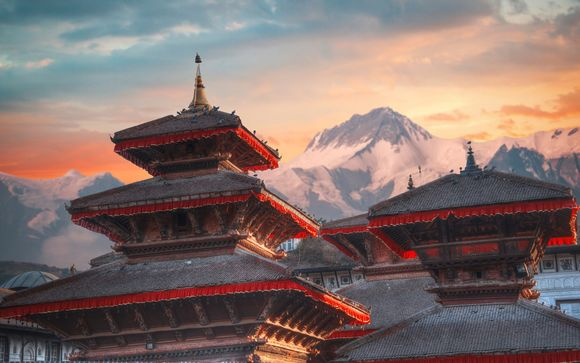 Gems of Nepal Private Tour with Optional Trek Extension