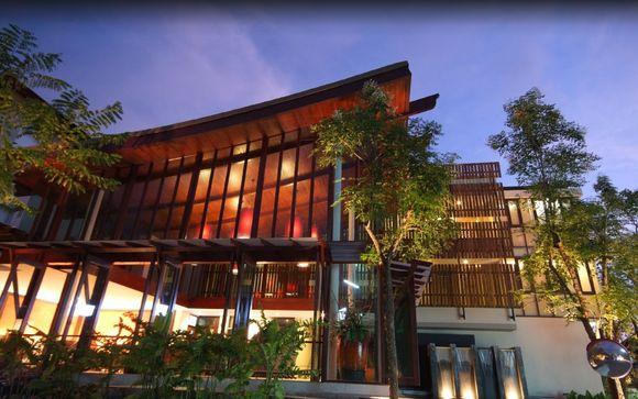 Pakasai Resort, Krabi 4*