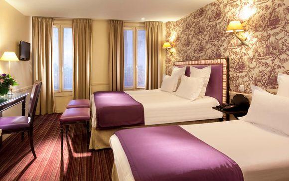 Hotel Gramont Opera 3*