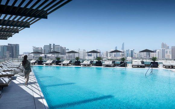Four Seasons Hotel Abu Dhabi at Al Maryah Island 5*