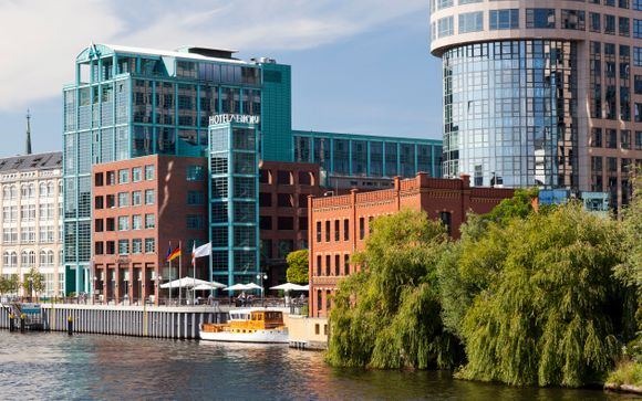 Ameron Hotel ABION Spreebogen Waterside Berlin 4*