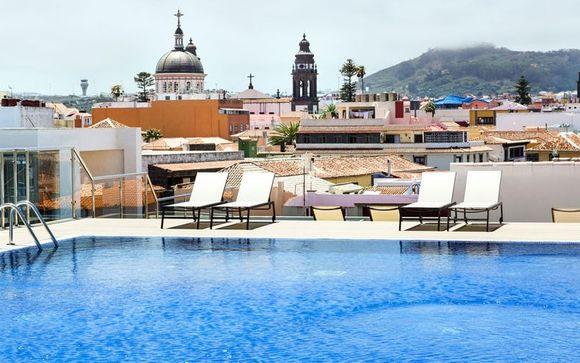 La Laguna Gran Hotel 4*