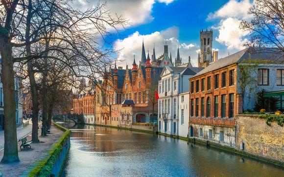 Hotel Nh Brugge 4 Bruges Up To 70 Voyage Prive