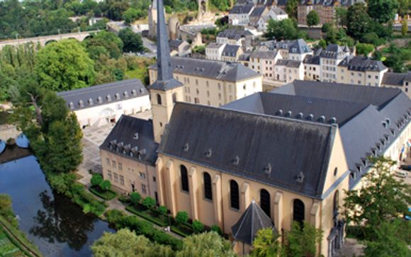 Park Inn by Radisson*** -  Luxembourg City - Luxembourg