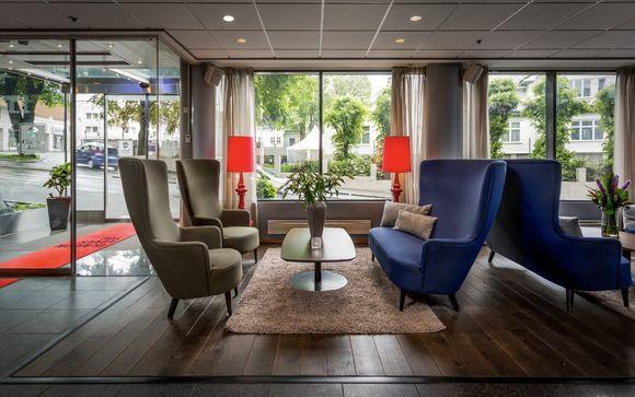 Clarion Hotel Stavanger 4*