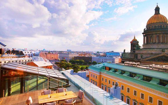 W St.Petersburg 5*