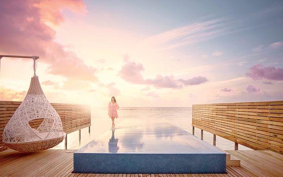 Romantic Retreat with Sunset Cruise