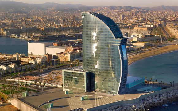 W Barcelona 5*