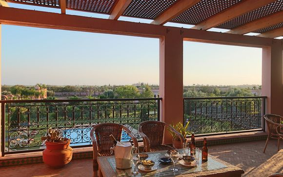 Boutique Riad with Magnificent Mountain Views