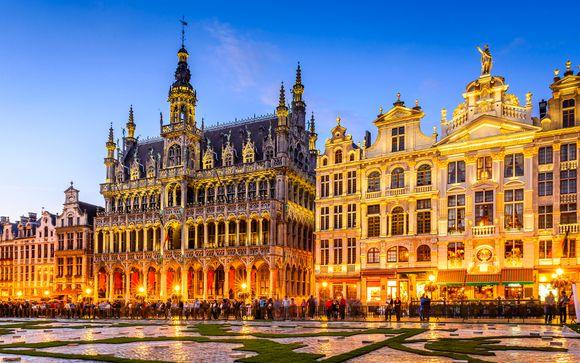 First Class Brussels Hotel