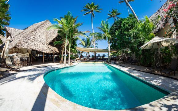 Sunshine Hotel Zanzibar 4* & Optional Safari Extension