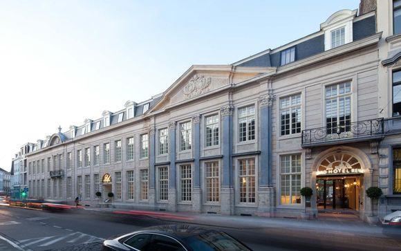 Pillows Grand Hotel Reylof 4*