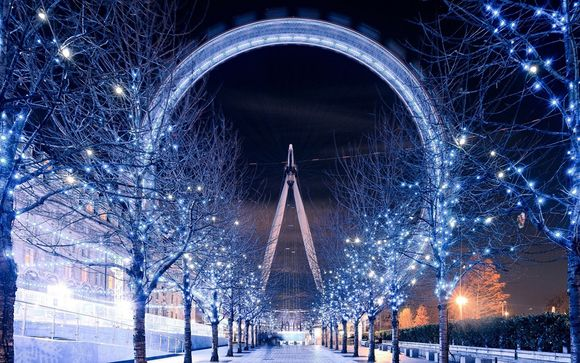 Melia White House Hotel 4* & London Eye Experience