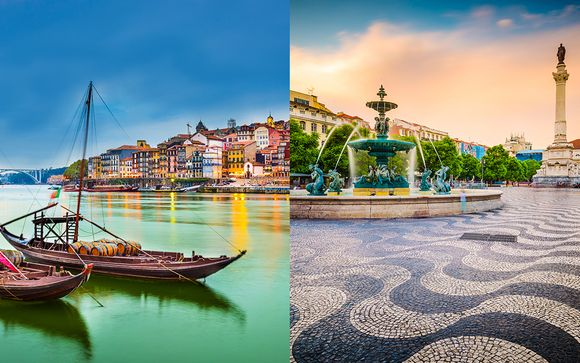 A Journey Through Two Picture-Perfect Cities