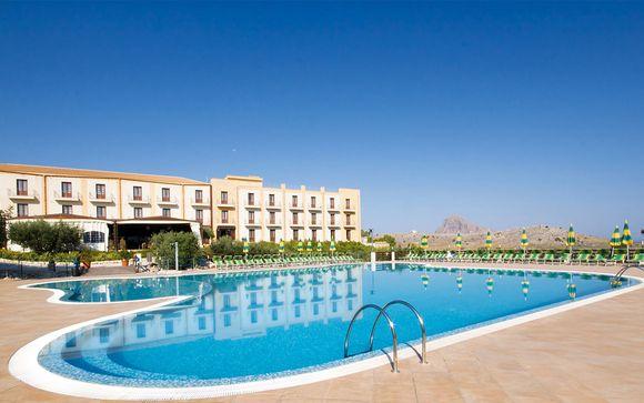 Villa Zina Park Hotel 4*