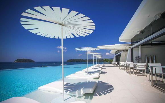 Sky Villa with Infinity Pool & Sea Views