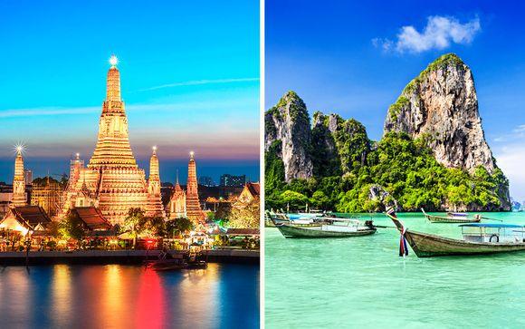 Column Bangkok & Metadee Phuket 4*