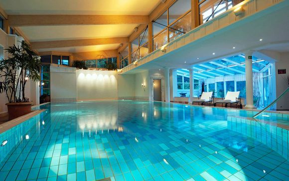 Adults Only Country Spa in the Bavarian Rhön