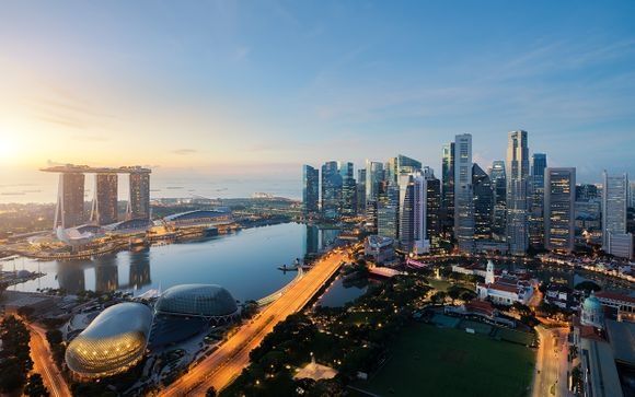 Optional Stopover in Singapore