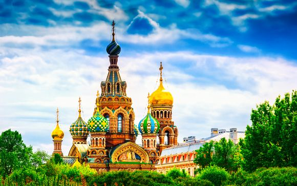 Cruise Through Russia's Majesty