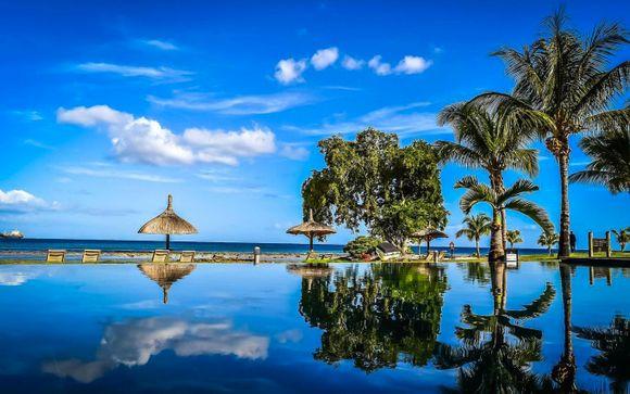 Romantic All Inclusive Island Escape