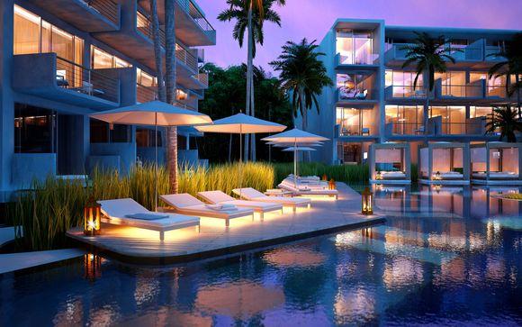 Dream Phuket Hotel & Spa 5* & Optional Mandarin Hotel Bangkok 4*