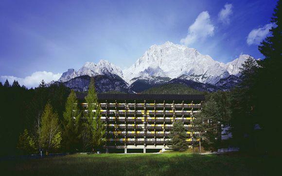 Hotel Boite 4*